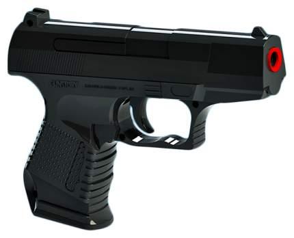 Детский пневматический пистолет с пульками и мишенью Gunstory
