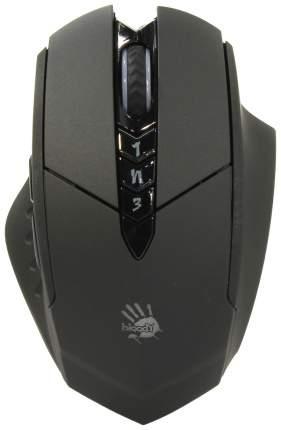 Беспроводная мышка A4Tech Bloody R70 Black USB Black