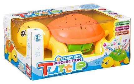 Черепаха-проектор, со световыми и звуковыми эффектами