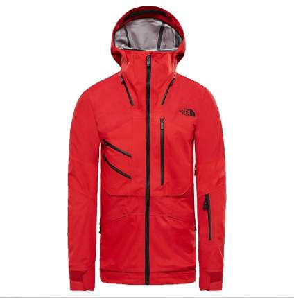 Куртка мужская The North Face Fuse Brigandine, fiery red, S INT