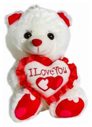 Мягкая игрушка Sima-Land Медведь с сердечком 4471236