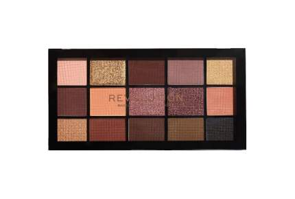 Тени для век Makeup Revolution Re-Loaded Palette Velvet Rose