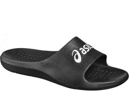 Шлепанцы Asics Sandals AS001, black, 37.5 RU
