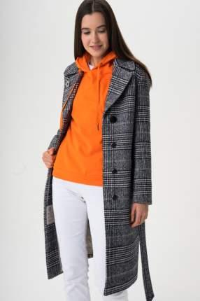 Пальто женское ElectraStyle 3-6040/2-228(К-05/1) коричневое 48 RU