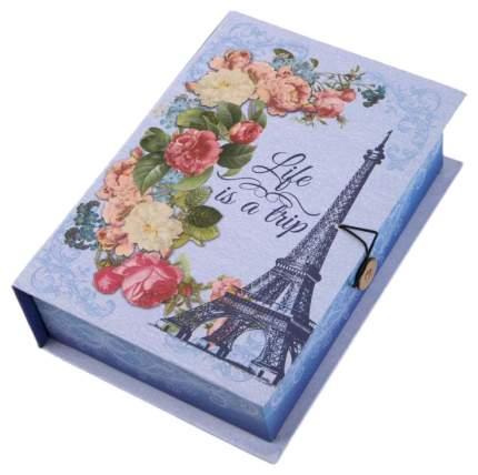 """Коробка подарочная """"Апрельский Париж"""""""