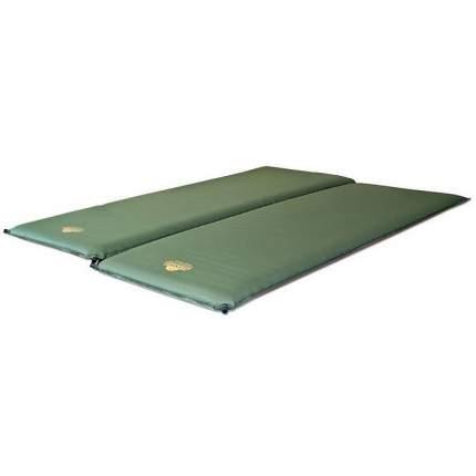 Коврик Alexika Double Comfort pine green 198 x 152 x 7,5 см