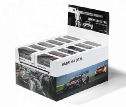 Модели гоночных автомобилей BMW M4 DTM, 1:64 scale