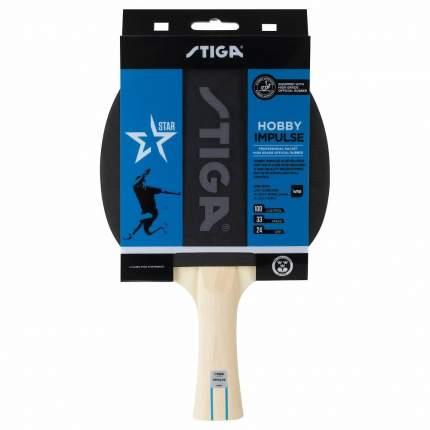 Ракетка для настольного тенниса Stiga Hobby Impulse WRB, Любительский 1210-6418-01