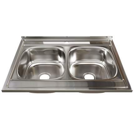 Мойка для кухни из нержавеющей стали MIXLINE 528171