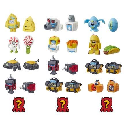 Transformers. Botbots Набор из 5-ти трансформеров Ботботс в ассортименте