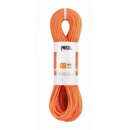 Веревка динамическая Petzl Paso Guide (бухта 50 м) оранжевый 50M