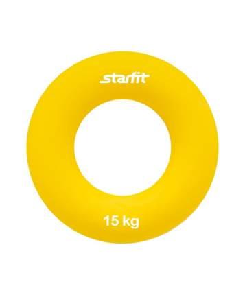 Кистевой эспандер StarFit ES-403 Кольцо желтый