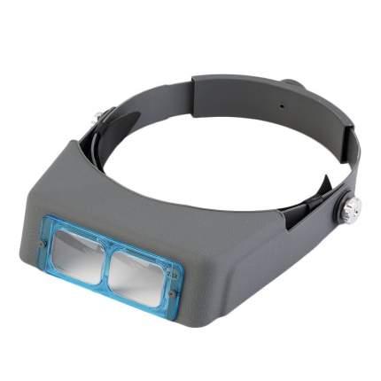 Очки-лупа козырек 4030