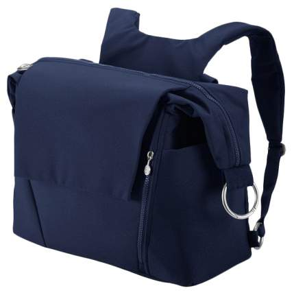 Сумка для мамы Stokke (Стокке) Changing Bag V2 Deep Blue 457107