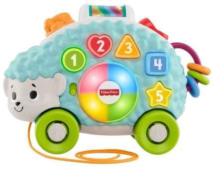 Интерактивная игрушка Fisher-Price Linkimals Happy Shapes Hedgehog FYK58
