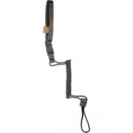 Шнур страховочный для пистолета спиральный VT 555 U1314 серый