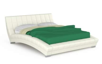 Кровать интерьерная Mobi Оливия 200х250х88 см, белый