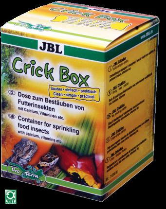 JBL Контейнер для опыления кормовых насекомых JBL CrickBox
