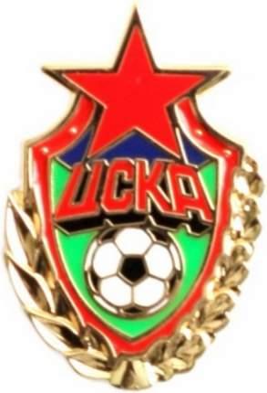 Значок ПФК ЦСКА Эмблема 2003-2007 разноцветный