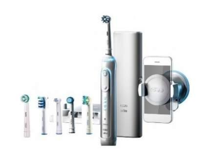 Электрическая зубная щетка Braun Oral-B Genius 8000 (D701.565.5XC)