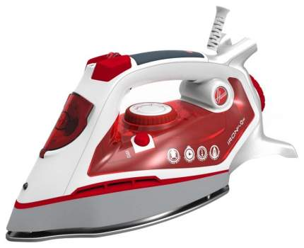 Утюг Hoover TIF2800/1 White/Red