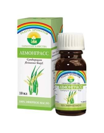 Эфирное масло Lekus Лемонграсс 10 мл