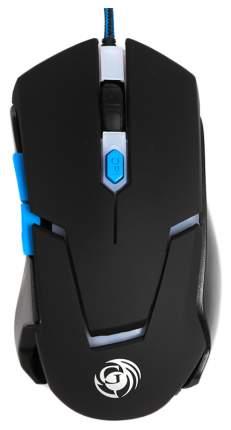 Игровая мышь Dialog Gan-Kata MGK-12U Cyan/Black