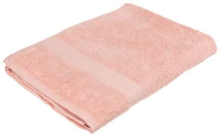 Банное полотенце, полотенце универсальное Santalino розовый
