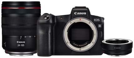 Фотоаппарат системный Canon EOS R 24-105 Black