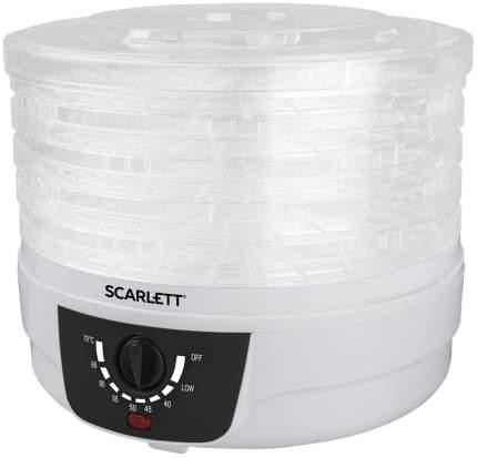 Сушилка для овощей и фруктов Scarlett SC-FD421004 white
