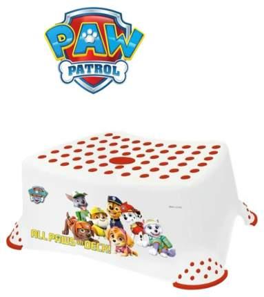Подставка-табурет для детей Keeeper Disney Щенячий патруль Белая