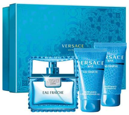Парфюмерный набор Versace Eau Fraiche Man 50 мл