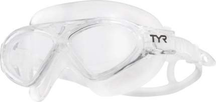 Очки-полумаска для плавания TYR Adult Magna Swimmask прозрачные (101)