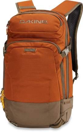 Рюкзак для сноуборда Dakine Heli Pro 20 л Ginger