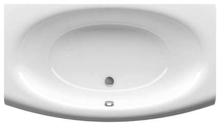Акриловая ванна Ravak Evolution 180х102 без гидромассажа
