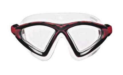Очки-полумаска для плавания Arena X-Sight 2 1E091 черные/прозрачные (54)