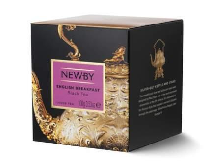Чай Newby английский завтрак 100 г