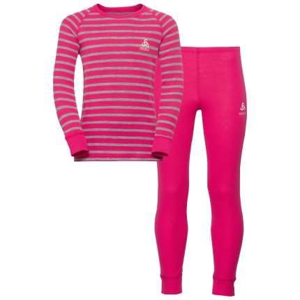 Термобелье Odlo Warm, pink, XS INT