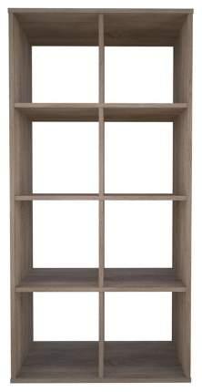 Стеллаж Polini Home Smart Кубический 8 секции дуб