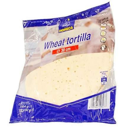 Тортилья Horeca пшеничная 30 см 12 штук 1.1 кг