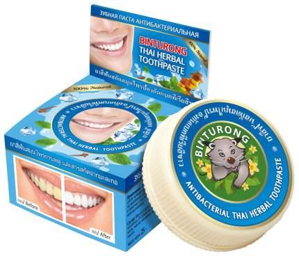 Зубная паста Binturong Антибактериальная 33 г