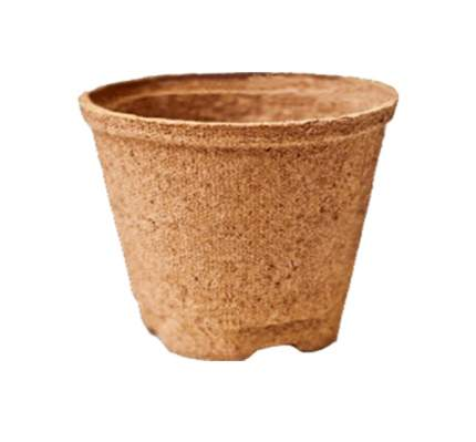 Торфяные горшочки Джиффи - Пот 6х6 см, 10 шт