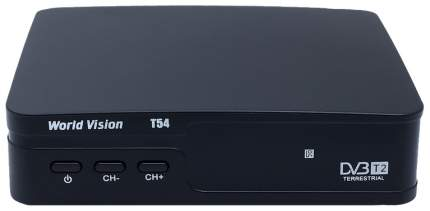 DVB-T2 приставка World Vision T54 black