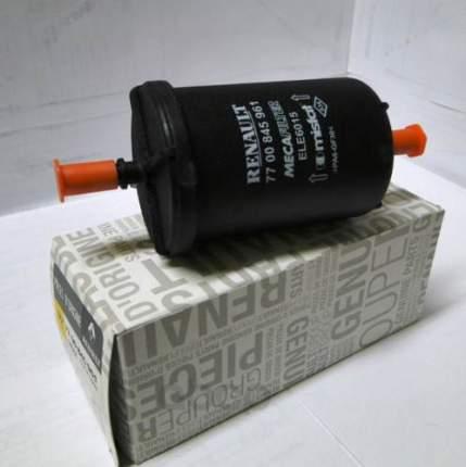 Фильтр топливный RENAULT 7700845961