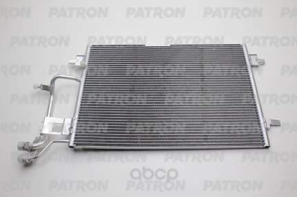 Радиатор кондиционера автомобильный PATRON PRS1026