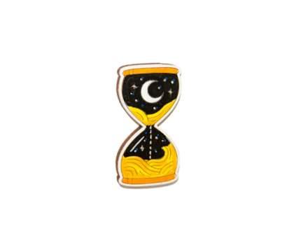 Брошь песочные часы