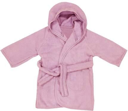 Халат детский Папитто махровый Розовый р.86 3020