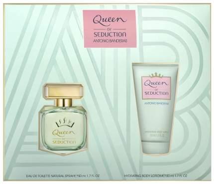 Подарочный набор Antonio Banderas Queen of Seduction