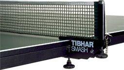 Сетка для настольного тенниса Tibhar Smash синяя