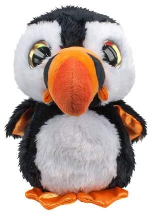 Мягкая игрушка Tactic Тупик Lunni черно-белый 15 см